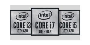 Neu: Intel 10. CPU Generation!